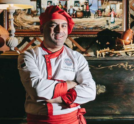 Шеф повар Пиросмани