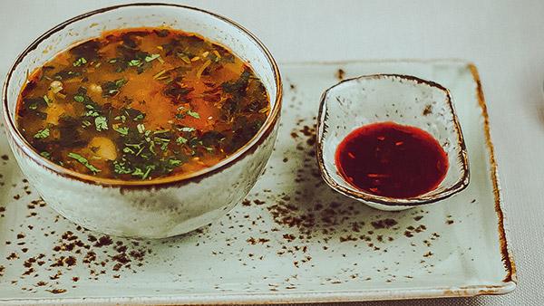 Харчо из телятины рецепт с пошагово